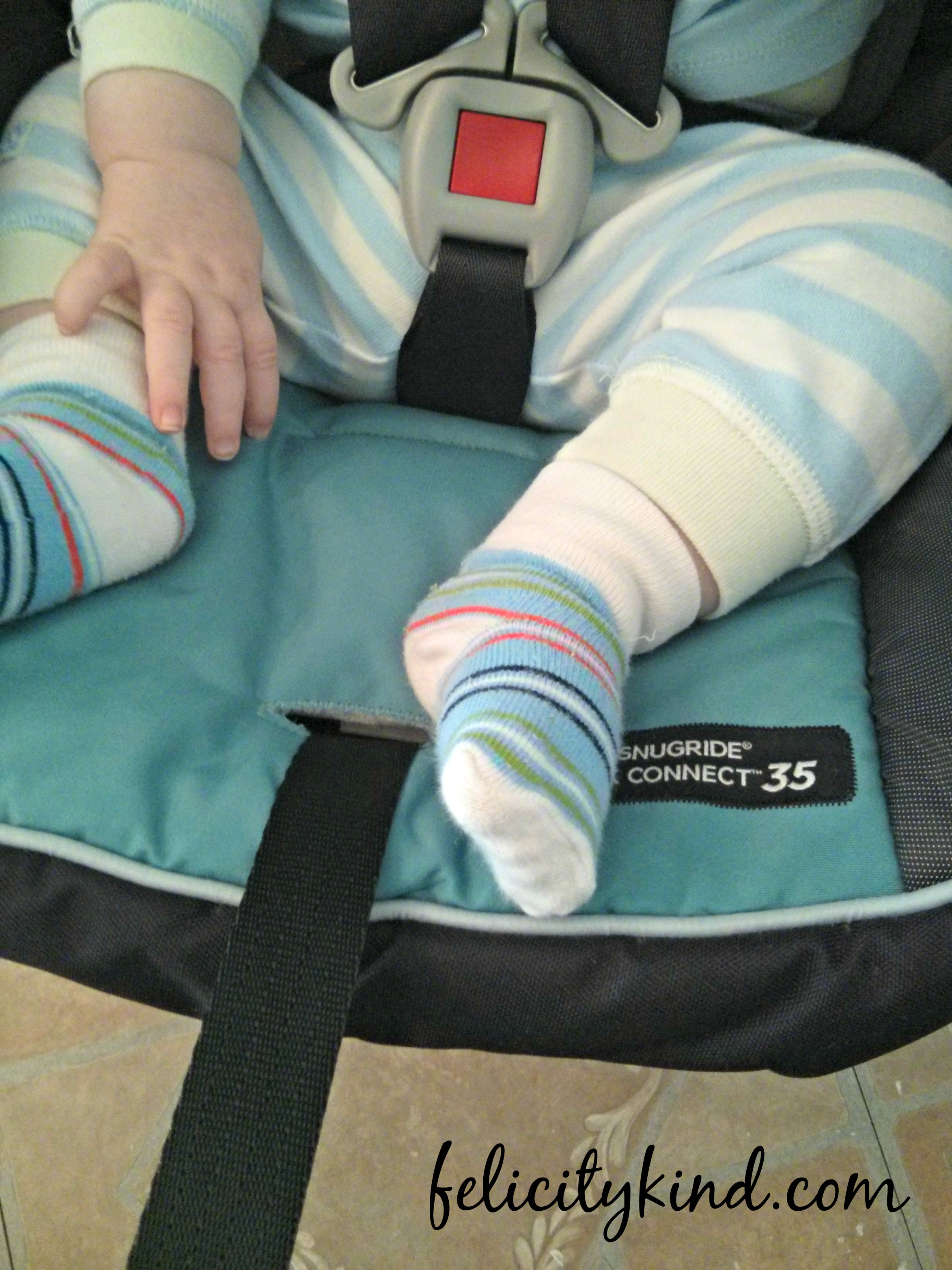 Baby #2, Oh the Places You Go: Graco SnugRide Click Connect 35 ...